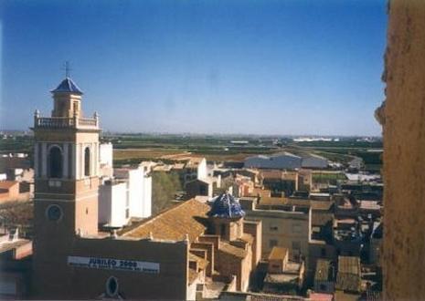 Almusafes (oficialmente y en valenciano Almussafes)