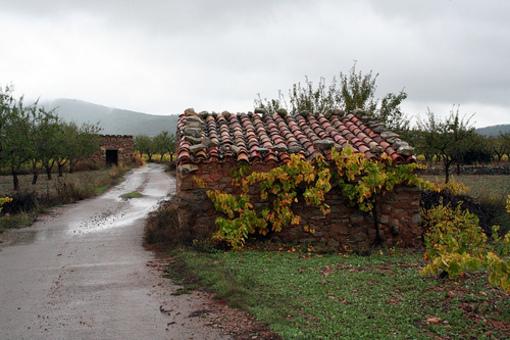 Alcublas en otoño