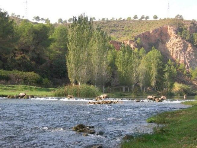Parajes natuurales de Bugarra