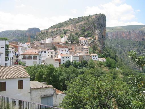 Pueblo de Chulilla