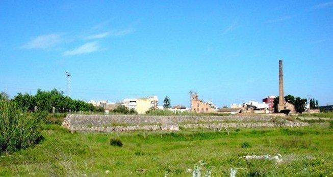 Vista del municipio de Alfara del Patriarca