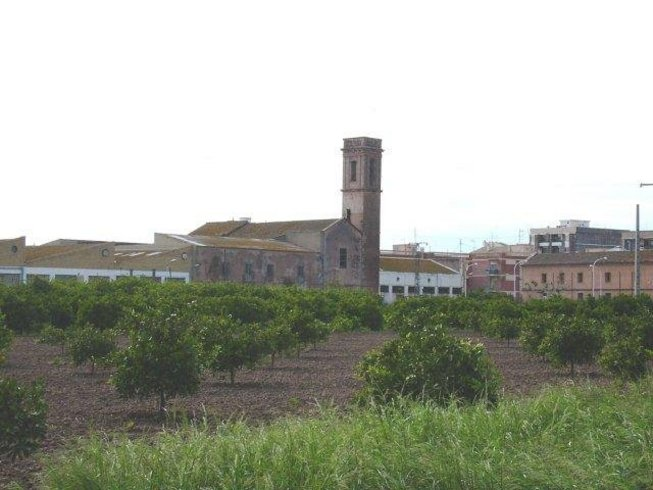 Edificios historicos y casas de Alfara del Patriarca