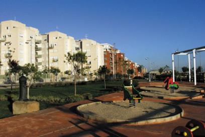 Vistas de la ciudad de Paterna
