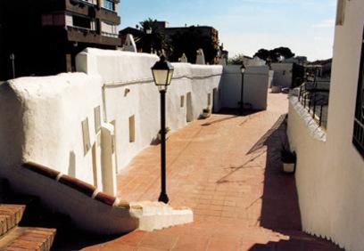 Vista de las calles de Paterna