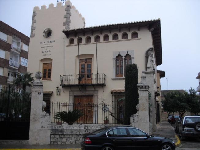 Casa Comuna de la Reial Séquia de Montcada