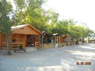 Alojamiento Camping Tirig
