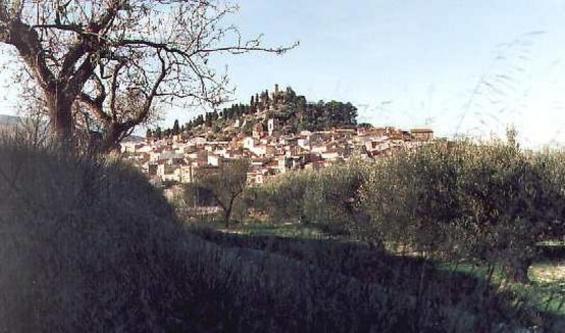 Castello de Rugat