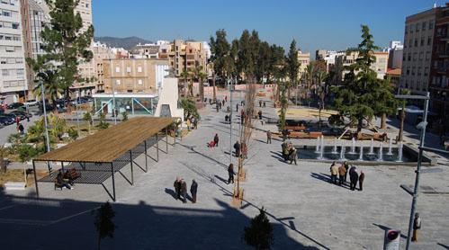 Plaza Cronista Chabret reformada