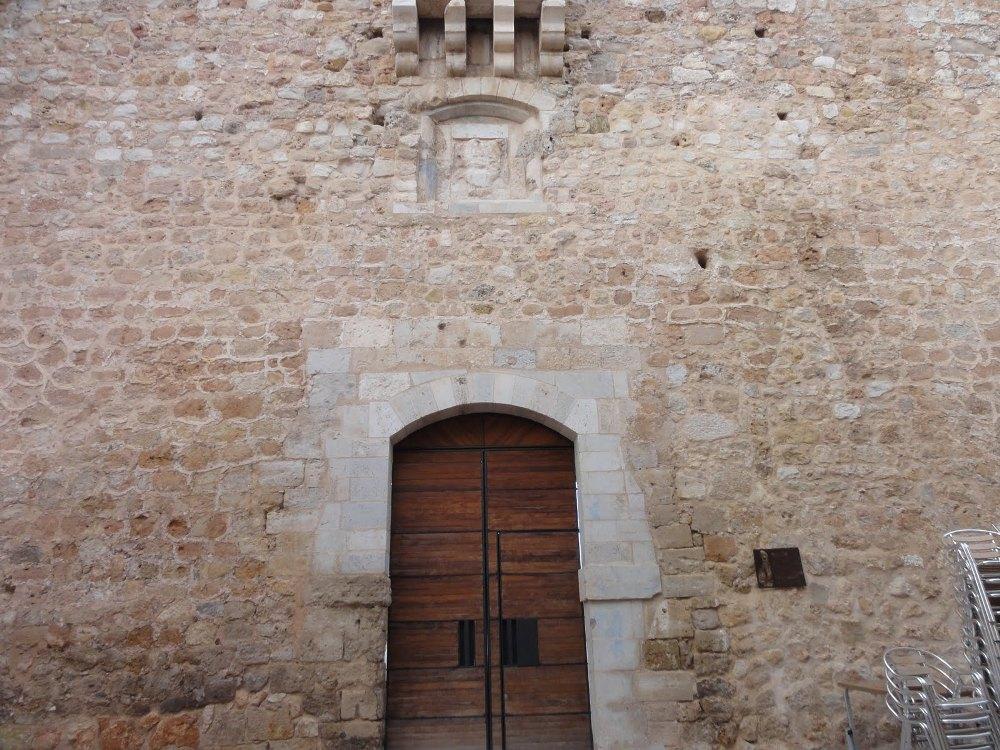 Puerta Alcazaba Requena
