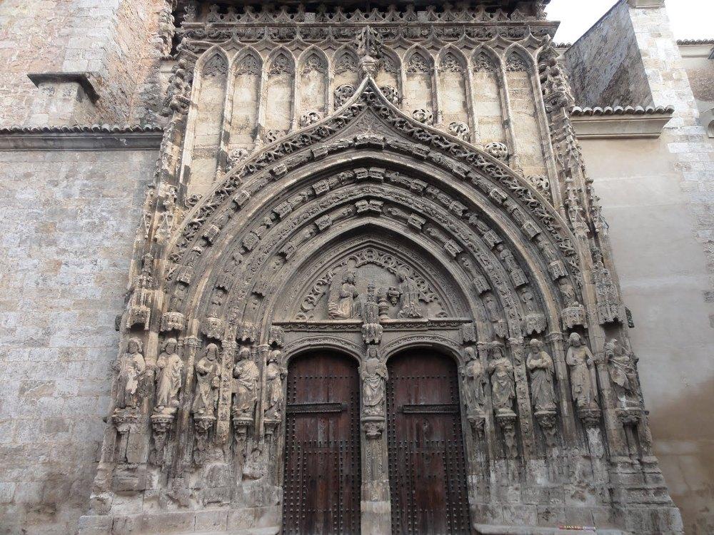 Pórtico de Santa María de Requena