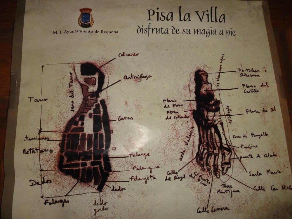 Plano de Requena, Pisa La Villa