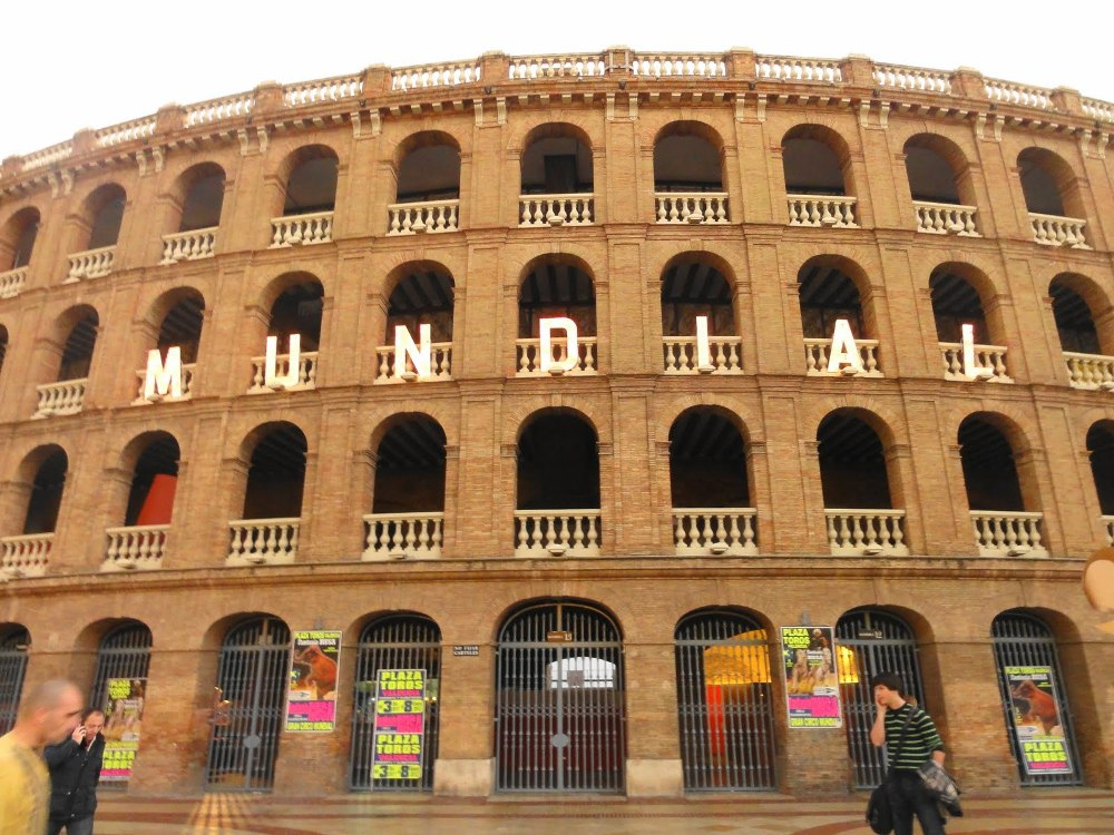 Plaza de Toros de Valencia