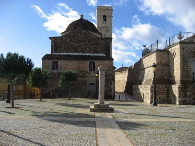 Plaza de la Picota en Jalance