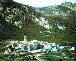 El monasterio de Santa María Benifassa