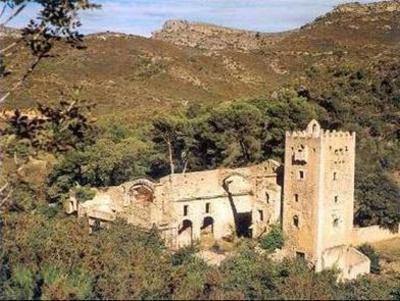 Monasterio jerónimo de Santa María de la Murta, Alzira, siglos XV a XIX. Panteón de la familia Vich.