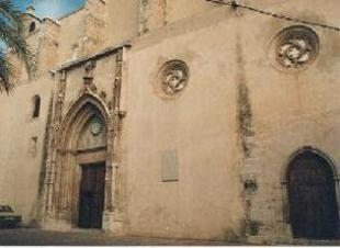 Monasterio Santisima Trinidad Valencia