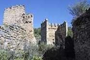 El castell l'Alcúdia de Veo Castelló