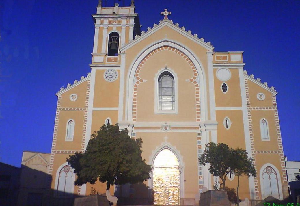 Iglesia Vilamarxant - Villamarchante