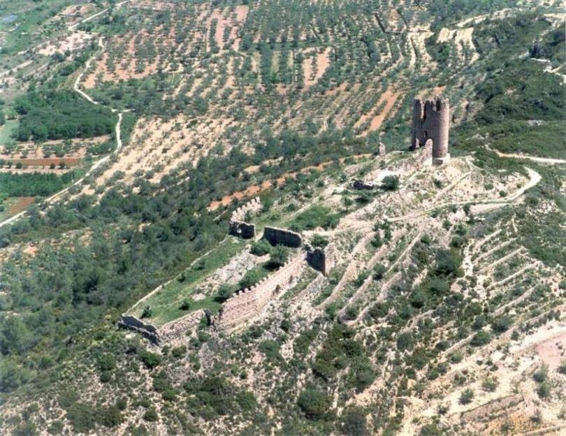 El castillo de Almonecir