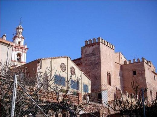 palacio e iglesia albalat dels tarongers
