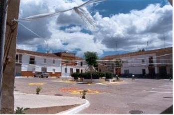 Plaza de Dalt Albalat dels taronchers