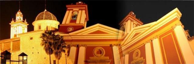 iglesia alfara de algimia