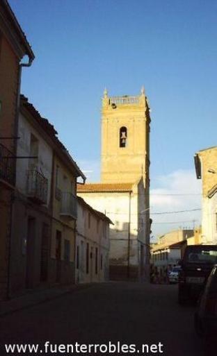 Fuenterrobles es un municipio de la provincia de Valencia,