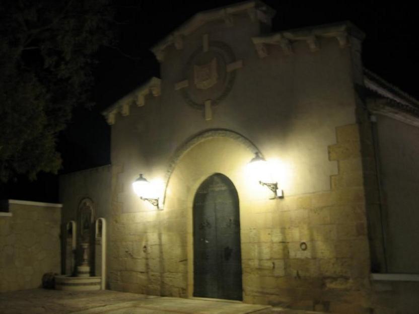 Castalla: Ermita de la Sangre