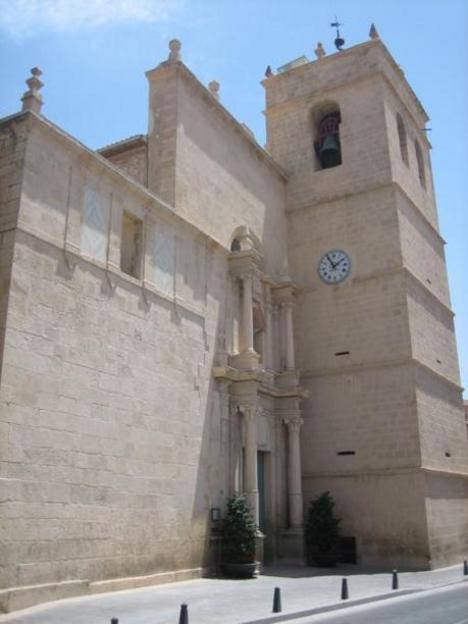 Iglesia parroquial de Muchamiel