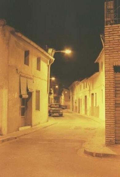 Calle de Masanasa (oficialmente y en valenciano Massanassa)