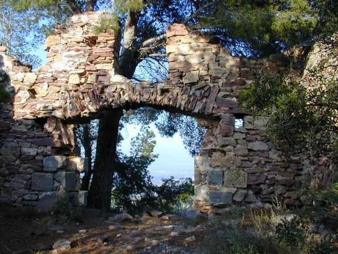 Vía romana torres torres