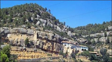 Santuario de la Virgen de Balma Zorita del Maestrazgo