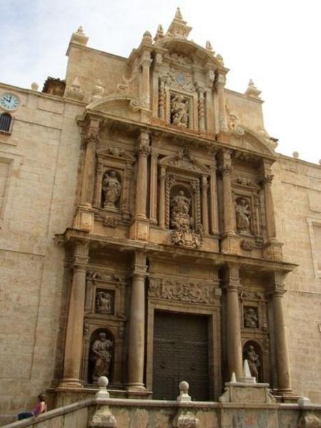 Iglesia de Ntra. Sra. de la Asunción. lliria