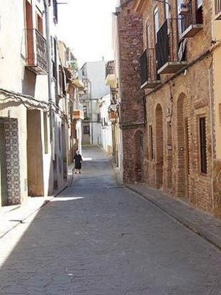Serra Calle del pueblo