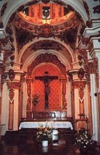 Capilla del Cristo del Hospital Villareal