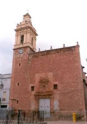Iglesia Parroquial Chilches en valenciano Xilxes