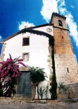 Iglesia de San Miguel Ahin