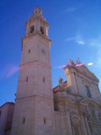 La Iglesia parroquial de San Lucas Evangelista se sitúa en el municipio de Cheste