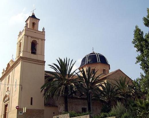 la Iglesia de San Pedro Apóstol, Godelleta