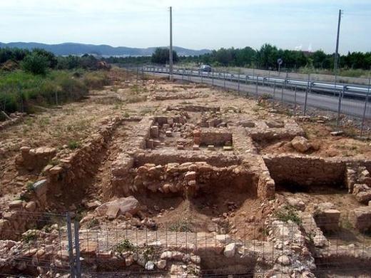Termas romanas de Santa Alcora