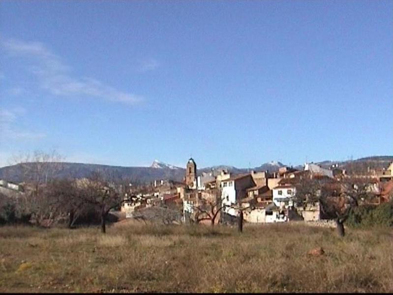 Adzaneta (oficialmente y en valenciano, Atzeneta del Maestrat)