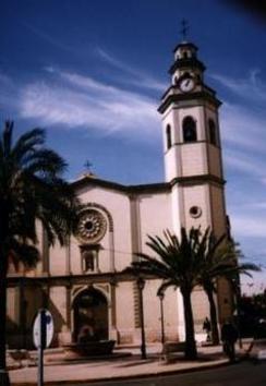 Iglesia Torrente (en valenciano y oficialmente, Torrent)