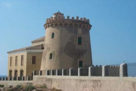 Torre Vigía de las playas de Pilar de la Horadada