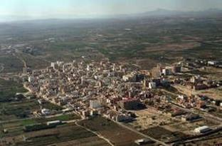 Albatera situado en la comarca de la Vega Baja.