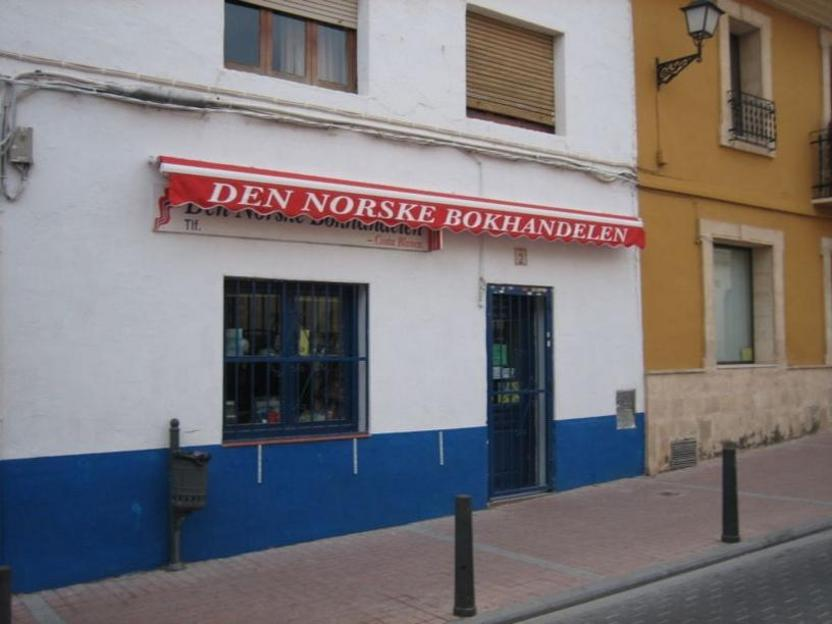 Tienda de productos noruegos en Alfaz del Pi
