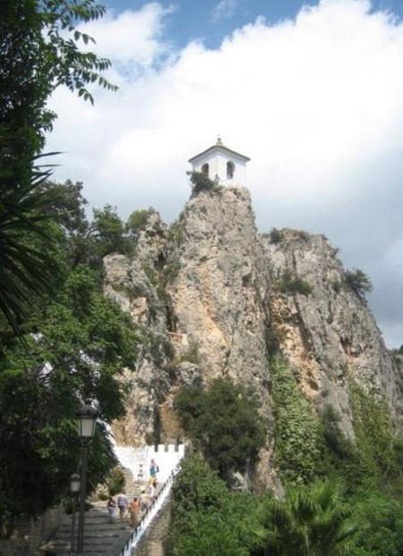 Torre en Guadalest