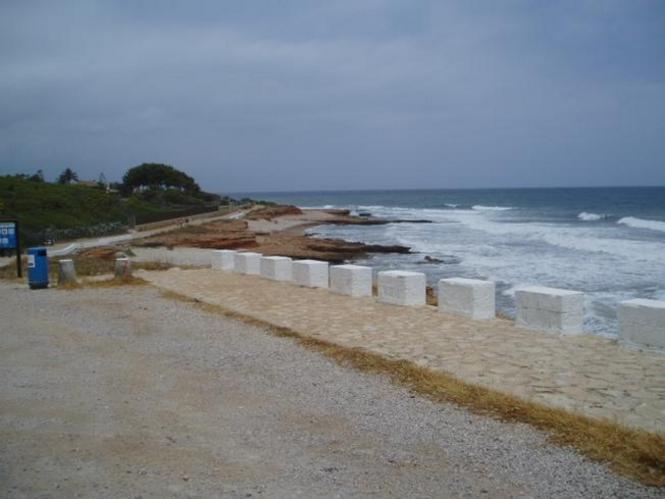 Playa de las Rotas en Denia