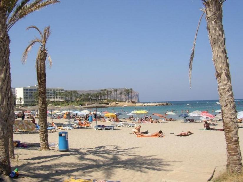 Playa del Arenal Denia