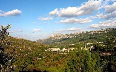 Vall de Gallinera (en valenciano, La Vall de Gallinera)