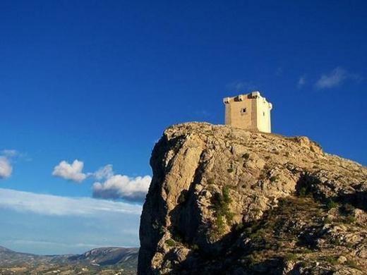 Castell de Cocentaina (Alacant)